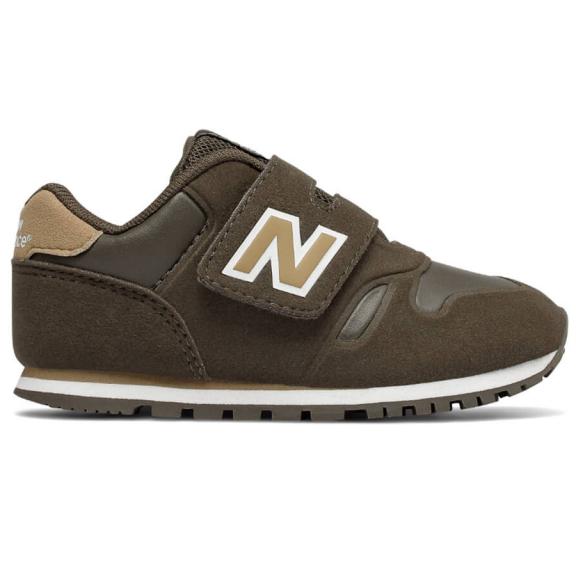 Zapatillas New Balance Lifestyle Elastico marrón bebé Deportes Moya