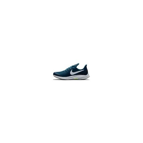 huge discount 4811b aa68a Zapatillas running Nike Air Zoom Pegasus 35 azul niño