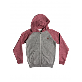 Sudadera Junior con capucha Quiksilver Everyday Zip