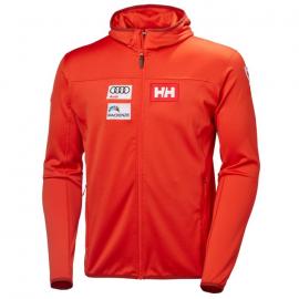 Polar Helly Hansen Vertex Hoddie naranja hombre