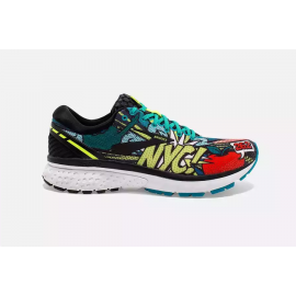 Zapatillas running Brooks Ghost 11 pop art hombre
