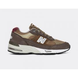 Zapatillas New Balance m991 NGG marrón hombre