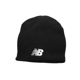 Gorro running New Balance Heavyweight negro unisex