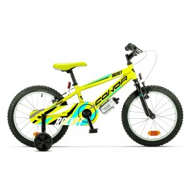 "Bicicleta Conor Rocket 18"" Amarillo"