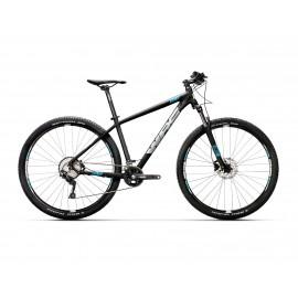 """Bicicleta Wrc Comp Deore 29"""" Negro/Azul"""