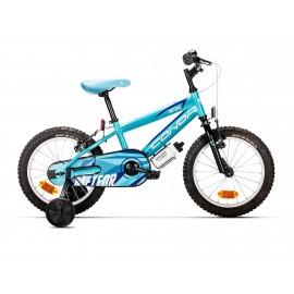 "Bicicleta Conor Meteor 16"" Azul"