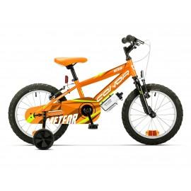 "Bicicleta Conor Meteor 16"" Naranja"