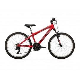 """Bicicleta Conor 440 24"""" Rojo"""