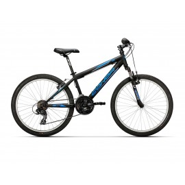 "Bicicleta Conor 440 24"" Negro/Azul"