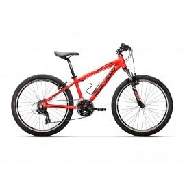 Bicicleta Conor 340 21v Rojo