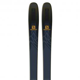 Pack esquís Salomon T Qst 99 + Sth2 Wtr 13 C100 unisex