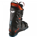 Botas esquí Salomon X Pro 120 negro azul naranja hombre
