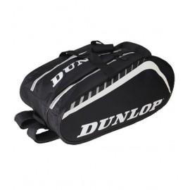 Paletero Dunlop Play negro/blanco 2018