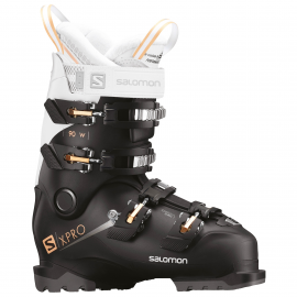Botas esquí Salomon X Pro 90 W negro blanco mujer