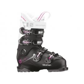 Botas esquí Salomon X Pro 70 W negro blanco mujer
