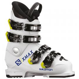 Botas esquí Salomon X Max 60T L blanco azul junior