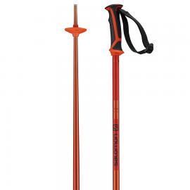 Bastones esquí Salomon Arctic naranja unisex