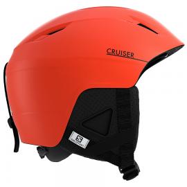 Casco esquí Salomon Cruiser2+ naranja hombre