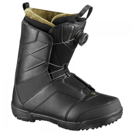 Botas snow Salomon Faction Boa negro hombre
