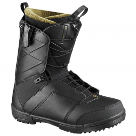 Botas snow Salomon Faction negro hombre