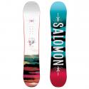 Pack snow Salomon Lotus + Spell blanco mujer
