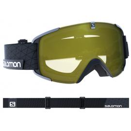 Máscara Salomon Xview Access negro unisex