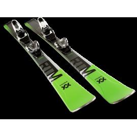 Pack esquís Völkl Rtm 76 + V motion 10 Gw unisex