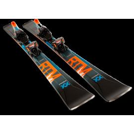 Pack esquís Völkl Rtm 79 + Ipt Wr Xl 12 Tcx Gw negro