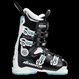 Botas esquí Nordica Sportmachine 95 W blanco negro mujer