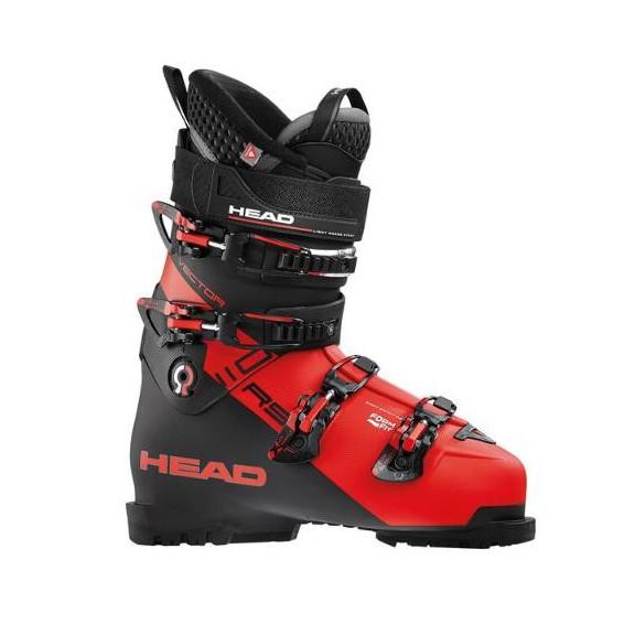 Botas esquí Head Vector Rs 110 rojo negro hombre