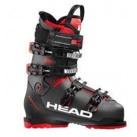 Botas esquí Head Advant Edge 95 antracita negro rojo