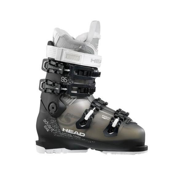Botas esquí Head Advant Edge 95 W antracita negro mujer