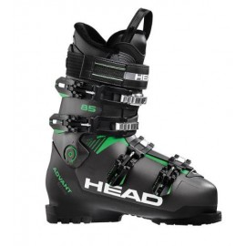 Botas esquí Head Advant Edge 85 antracita negro verde