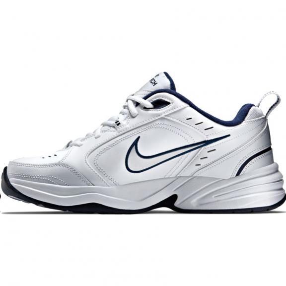 4ee74e5b17 Zapatillas Nike Air Monarch IV blanca hombre - Deportes Moya