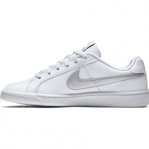 Zapatillas Nike Court Royale blanca gris mujer - Deportes Moya 93b7172dc6366