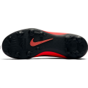 Zapatillas fútbol Nike Superfly 6 CR7 mg/fg rojo hombre