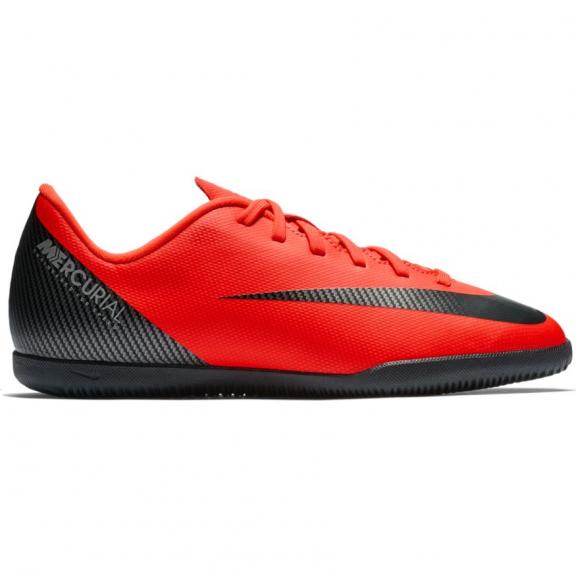 Zapatillas fútbol Nike Vapor 12 club CR7 CR7 club ic rojo  Deportes Moya a0b52a