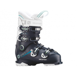 Botas esquí Salomon X Pro 80 W negro blanco mujer