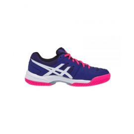 Zapatillas padel Asics Gel-Padel pro 3 SG azul mujer