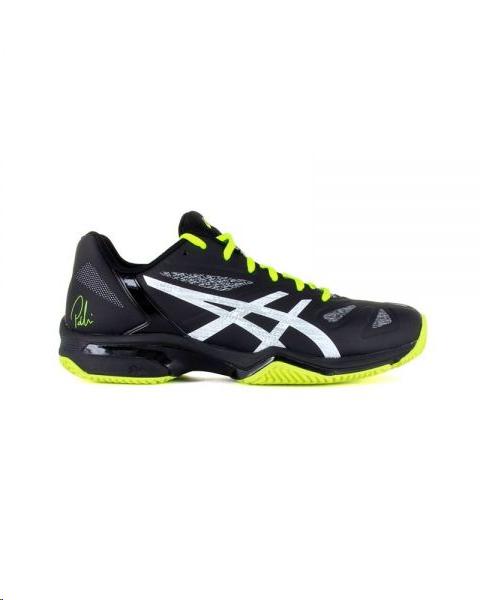 8116fc87447 Zapatillas padel Asics Gel-Lima negro amarillo hombre - Deportes Moya