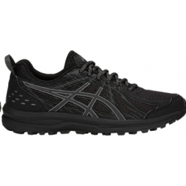 Zapatillas trail Asics Frequent trail negra mujer