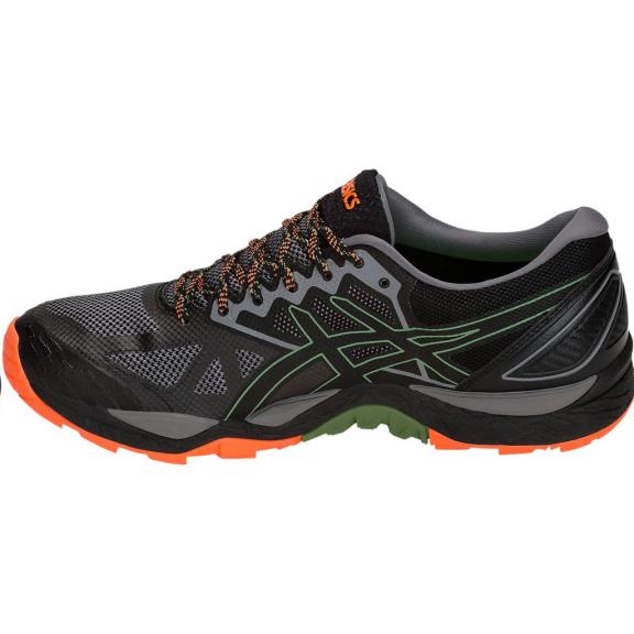 Zapatillas running Asics Gel-FujiTrabuco 6 GTX negra hombre ... a52c7326fced8