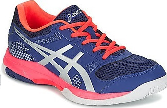 asics voley mujer