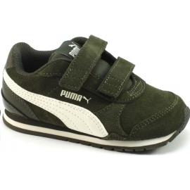 Zapatillas Puma ST Runner v2 SD inf verde bebé