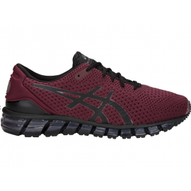 Zapatillas running Asics Gel-Quantum 360 Knit 2 granate homb