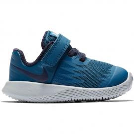 Zapatillas Nike Star runner azul bebé