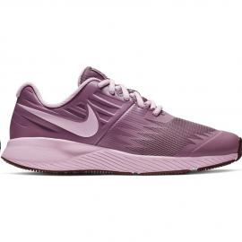 Zapatillas running Nike Star Runner morado niña