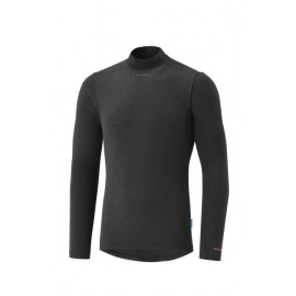 Camiseta interior manga larga Shimano Transpir negro hombre