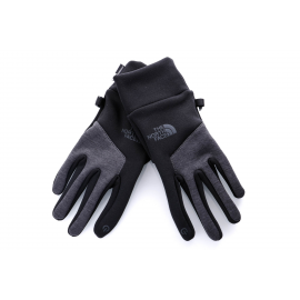 Guantes The North Face Etip glove gris/negro hombre