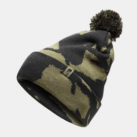 Gorro The North Face Ski Tuke camuflaje hombre
